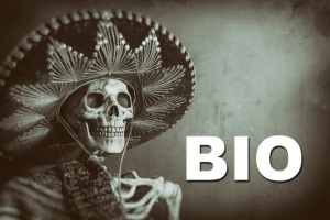 Mexican Bandit Skeleton 7