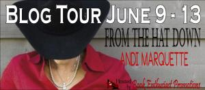 From the Hat Down Blog Tour Banner